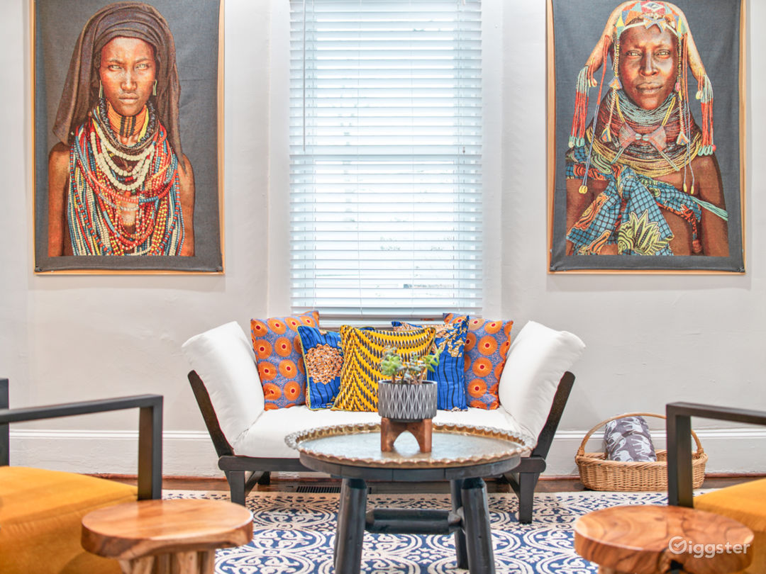 Bright|Modern|Industrial Home Oozes Eclectic Flair Photo 1