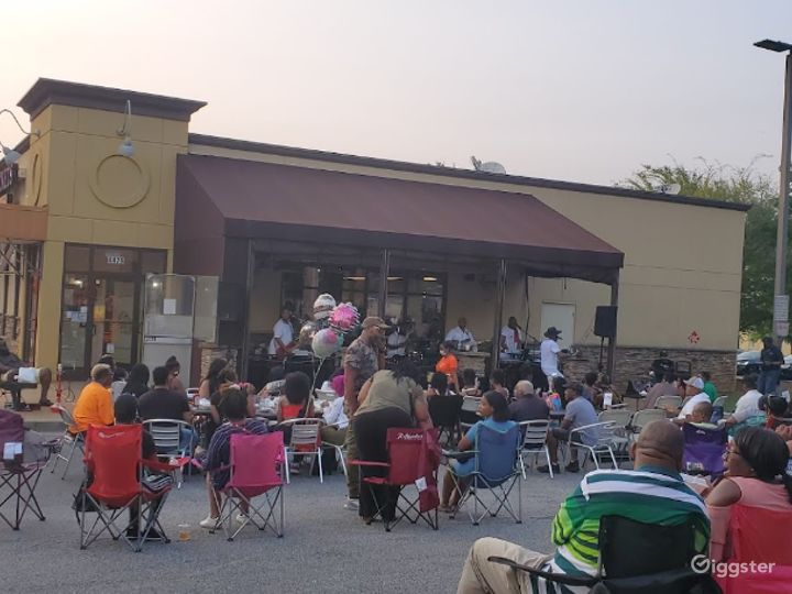 Fun and Spacious 2- Story Restaurant, Event Space for Buyout in Decatur Photo 5