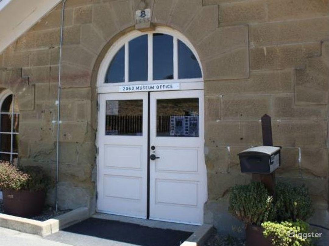 Admin Office of the Museum in Benicia, California Photo 1