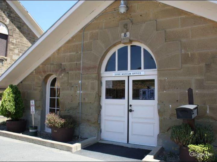 Admin Office of the Museum in Benicia, California Photo 3