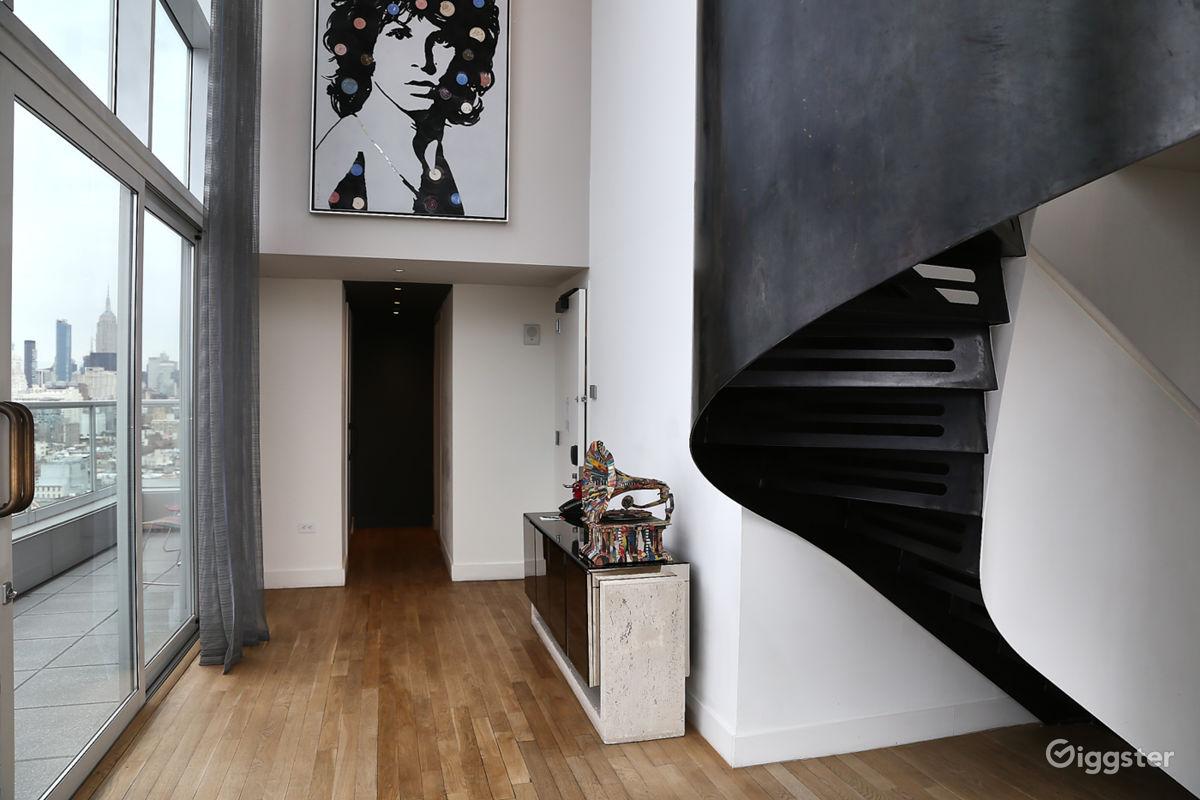 Rent Multi Level Penthouse With Balcony Lowereastside Apartment