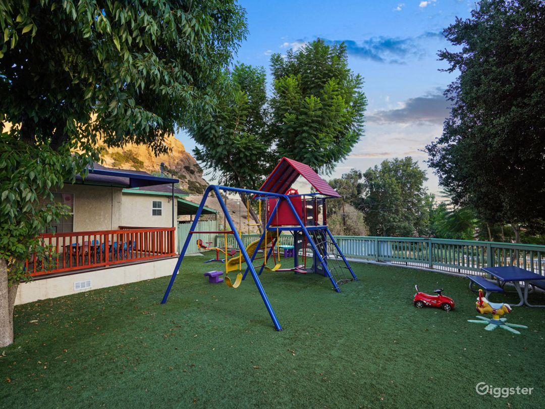NorthEast Playground Monkey Bars