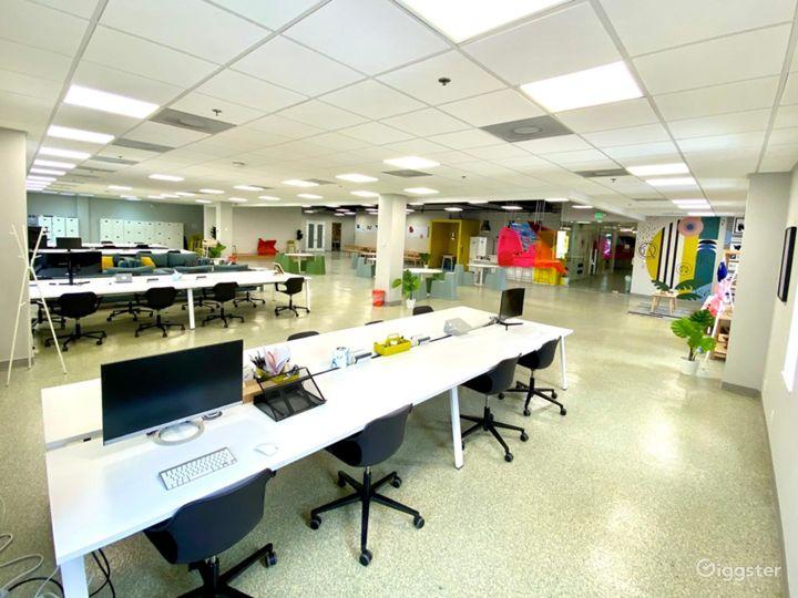 Downtown Modern Miami Office