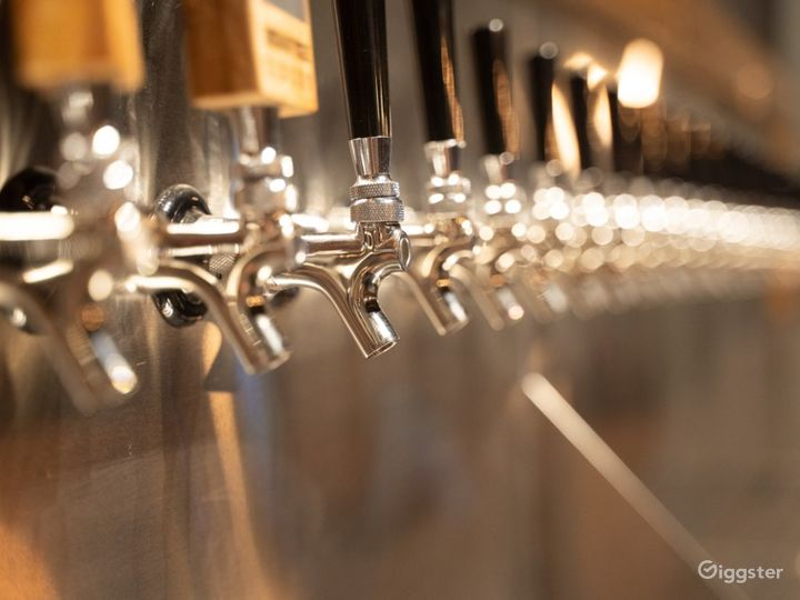 Modern Industrial Chic Cellars Winery & Taproom Photo 5
