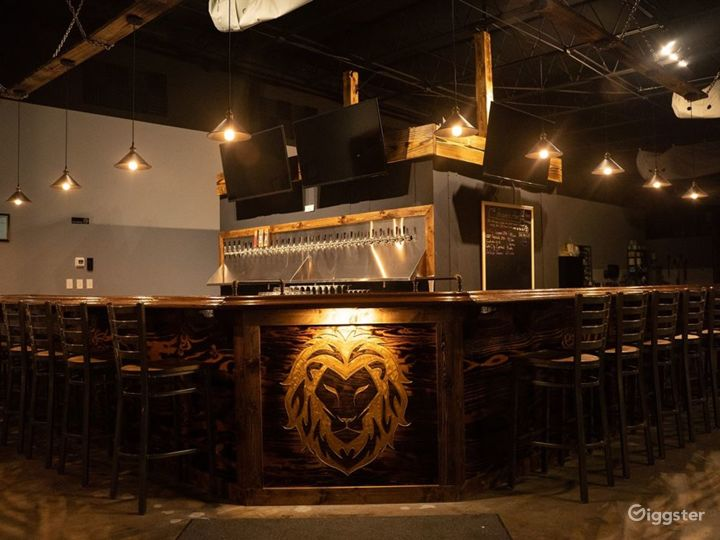 Modern Industrial Chic Cellars Winery & Taproom