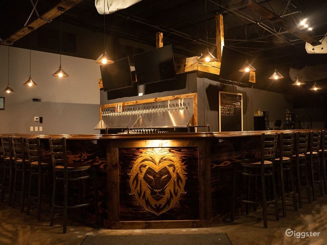 Modern Industrial Chic Cellars Winery & Taproom Photo 1