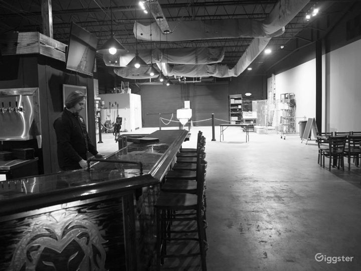 Modern Industrial Chic Cellars Winery & Taproom Photo 3