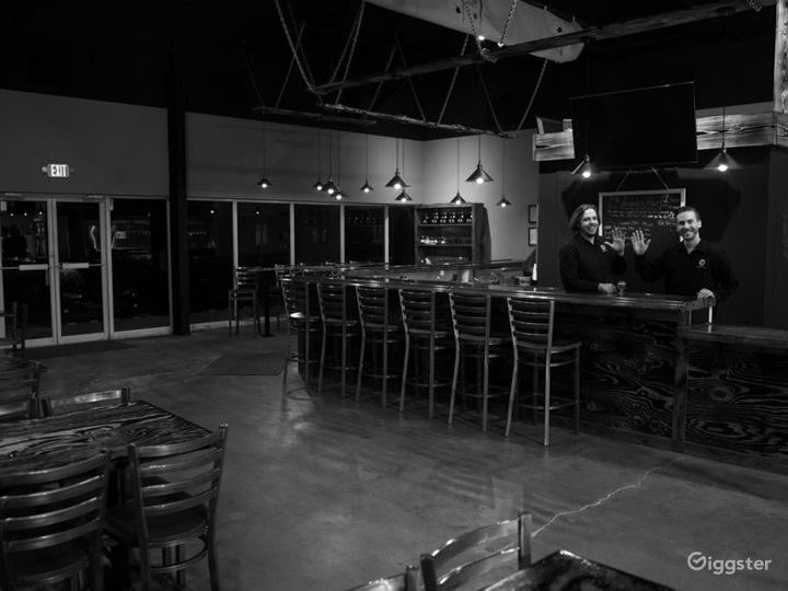 Modern Industrial Chic Cellars Winery & Taproom Photo 4
