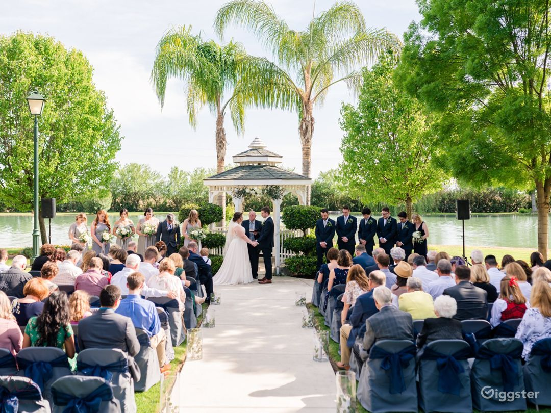 3 Beautiful Ceremony spots