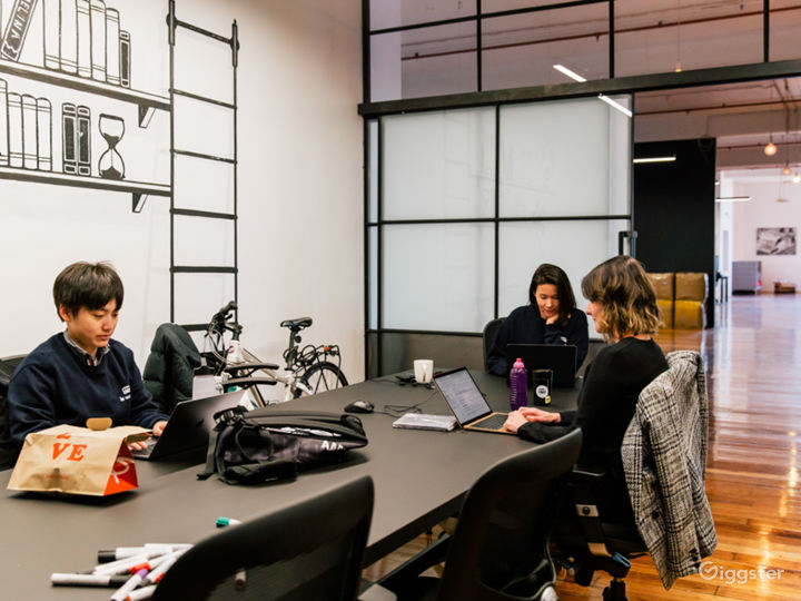 Private Space and Co-working Office in Melbourne Photo 5