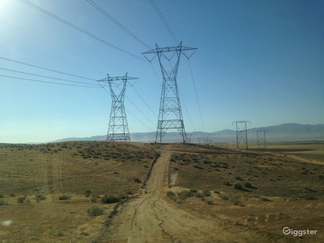 """Towers from """"Seven"""" Photo 3"""