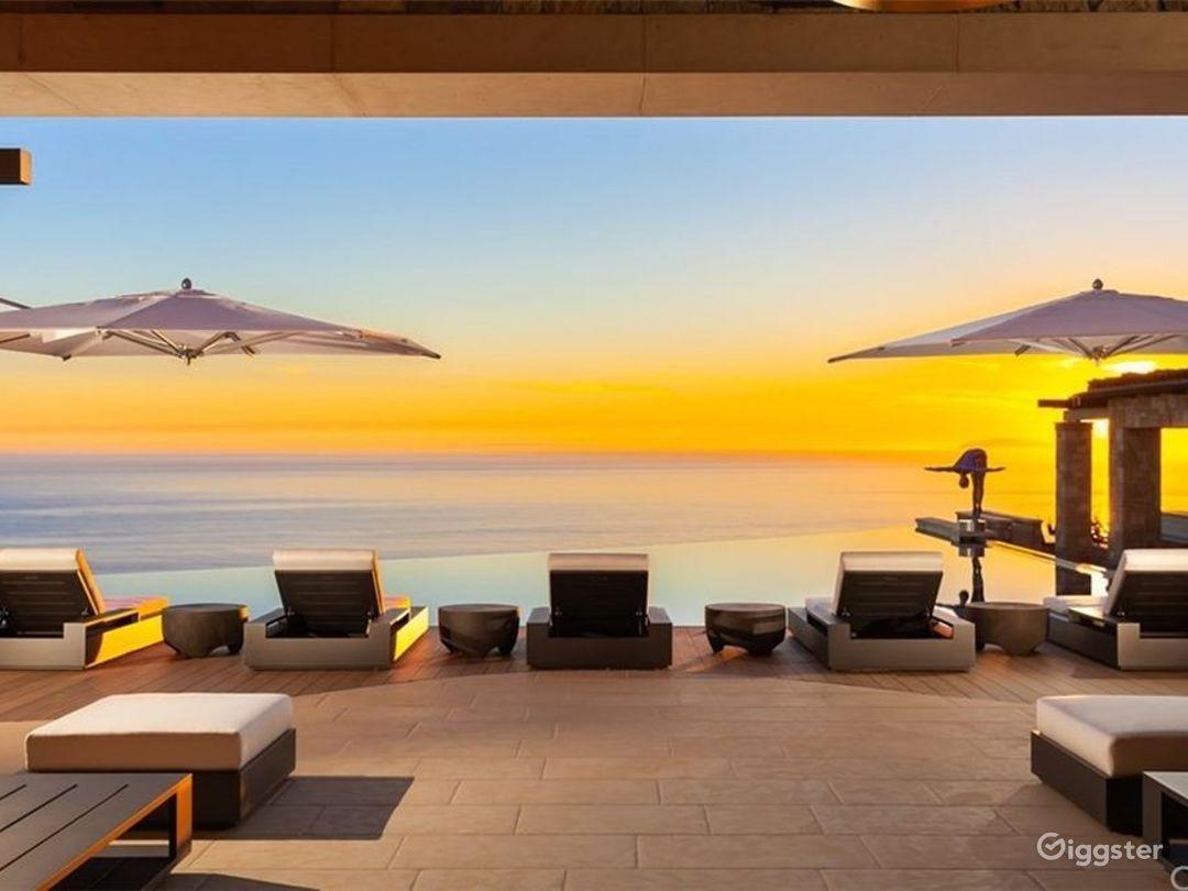 Beautiful Oceanfront Newport Coast Estate Photo 1