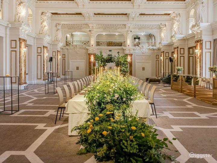 Grand Ballroom in Bloomsbury, London Photo 2