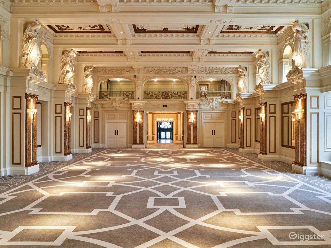 Grand Ballroom in Bloomsbury, London Photo 1