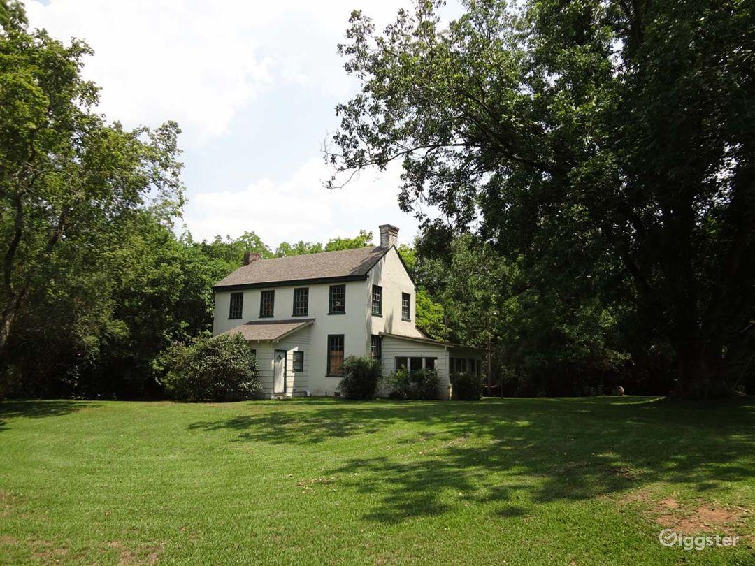 Built circa 1821