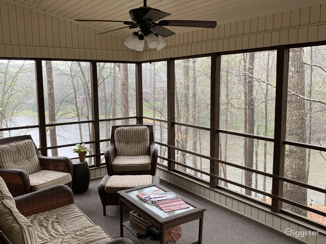 Lake house on cul-de-sac - fabulous views Atlanta Rental