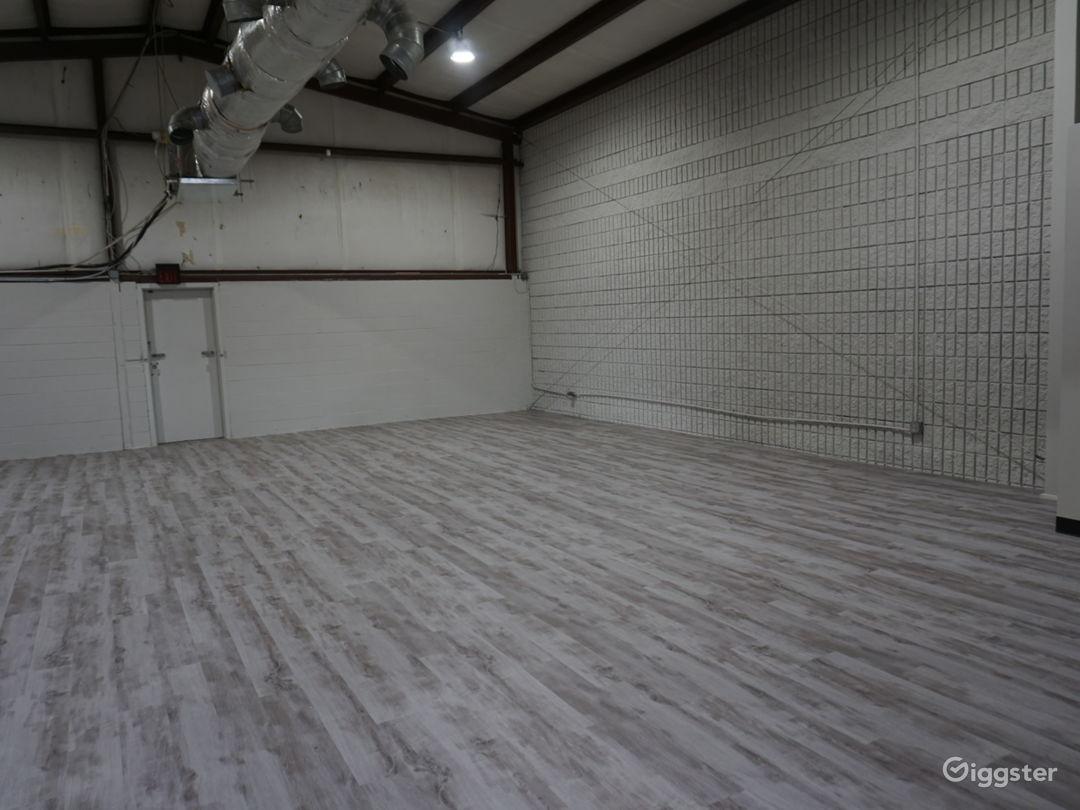 Trendy Art Gallery Space in North Nashville Photo 1