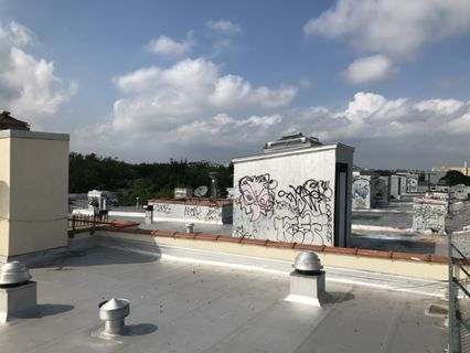 home rooftop