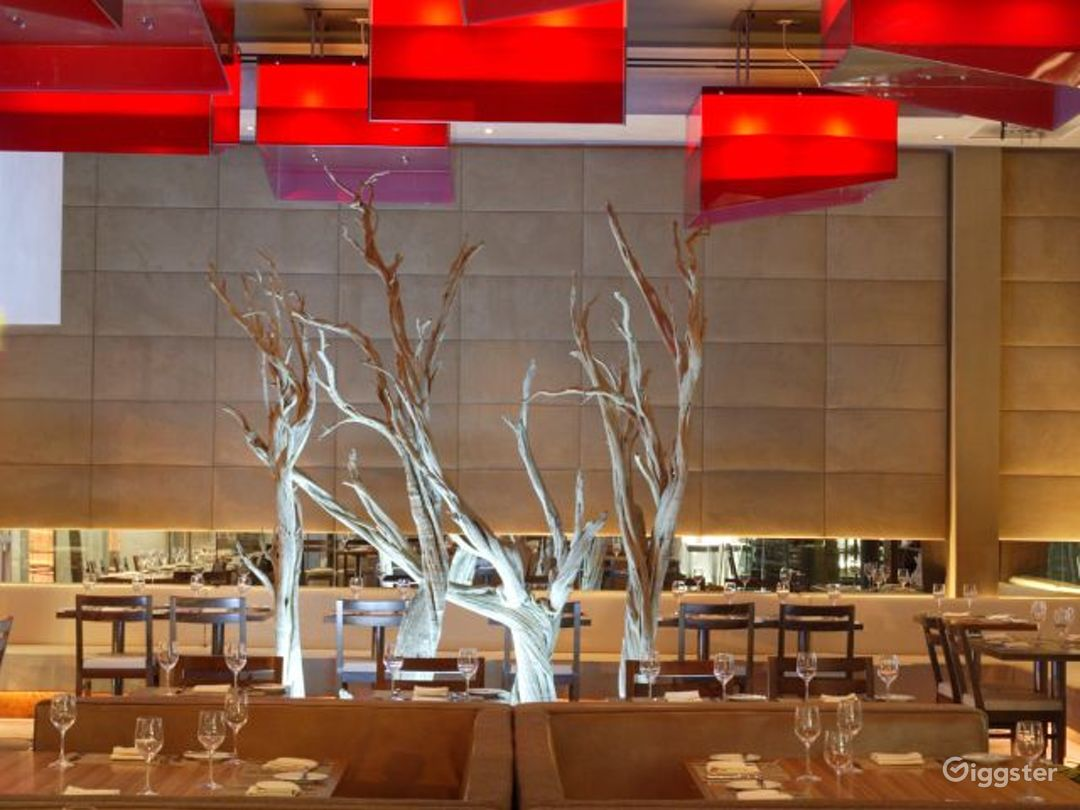 Modern and Innovative Steakhouse Photo 1
