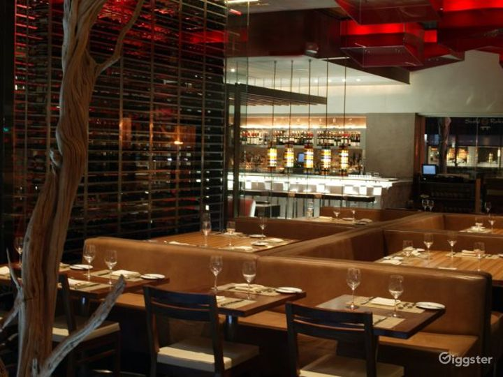 Modern and Innovative Steakhouse Photo 2
