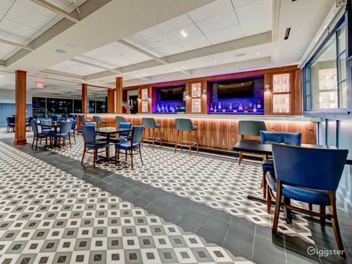 New Water Hazard Bar + Lounge located at the Golf Club on Pier 59. Open to the public and available for private parties and events.
