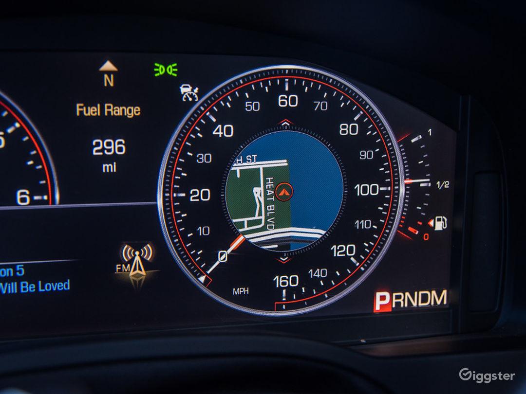 Cadillac Escalade ESV PLATINUM Custom Wrap Exotic Photo 5