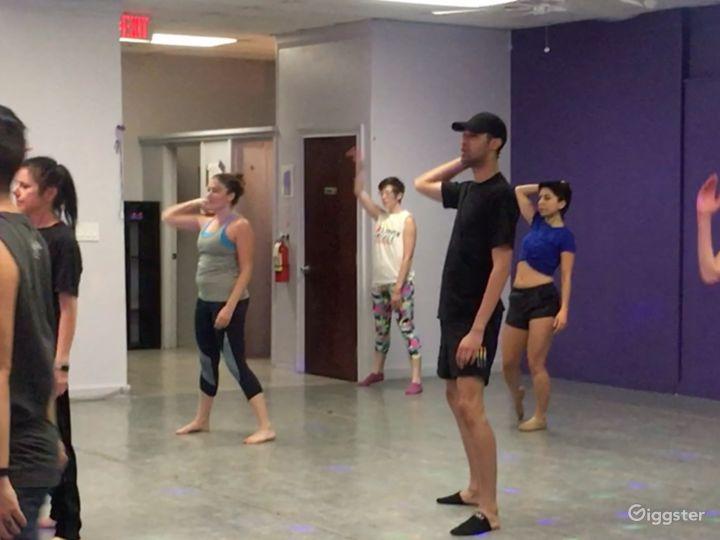Dance Studio 1 - 1300 Sq. Ft. Photo 5