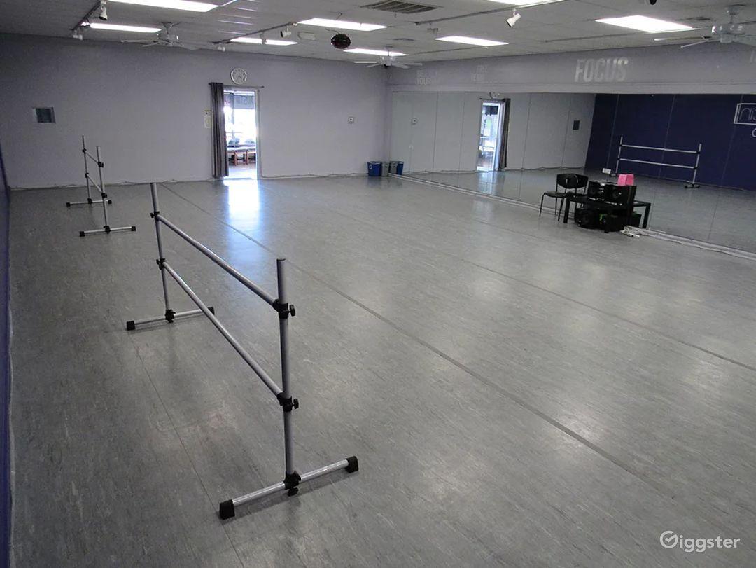 Dance Studio 1 - 1300 Sq. Ft. Photo 1