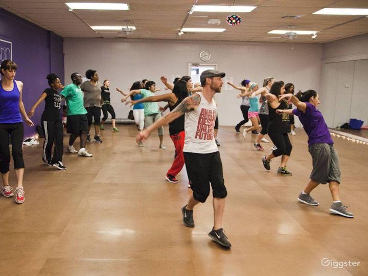 Dance Studio 1 - 1300 Sq. Ft. Photo 4