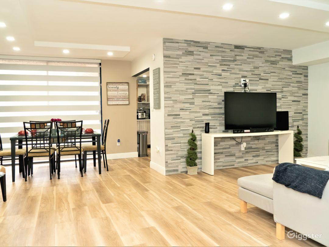 Living Room Area #1