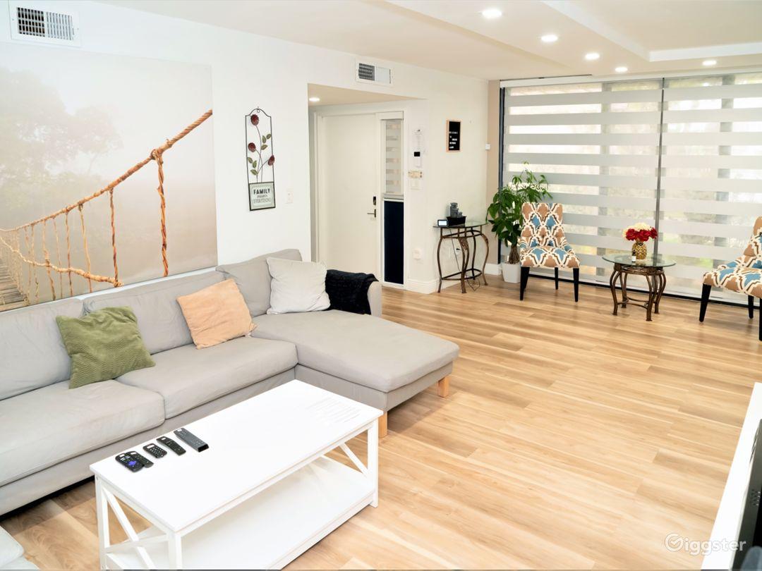 Living Room Area #2