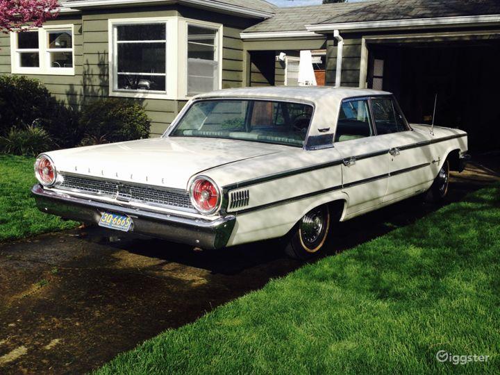 Dreamy 1963 Ford Galaxie Sedan