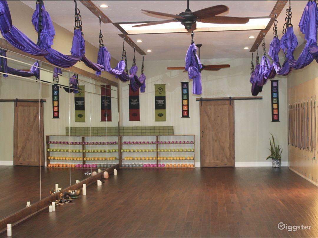 Yoga Studio Zen Space  Photo 1