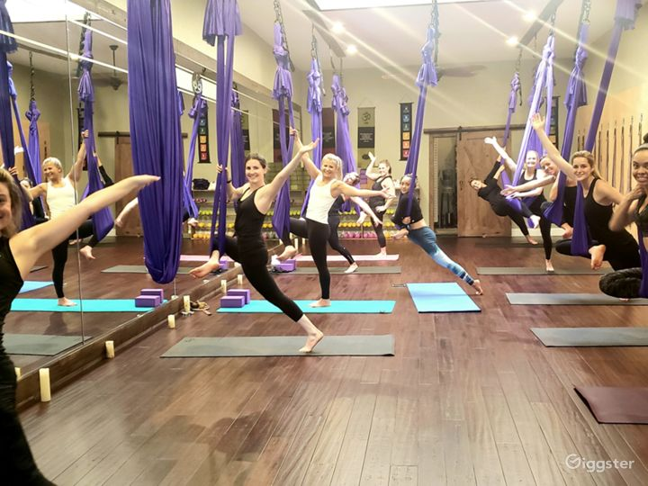 Yoga Studio Zen Space  Photo 2