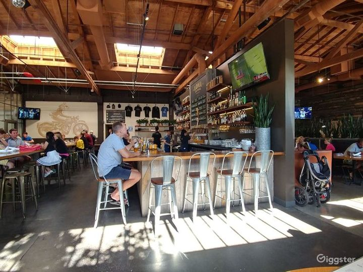 Urban Restaurant and Brewery in Los Gatos Photo 3