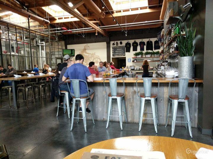 Urban Restaurant and Brewery in Los Gatos Photo 5