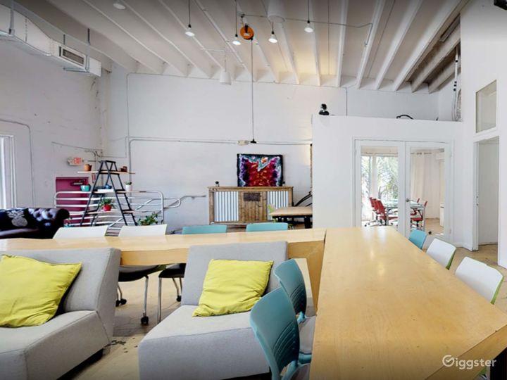 Airy Multipurpose Event Space in Miami Photo 4