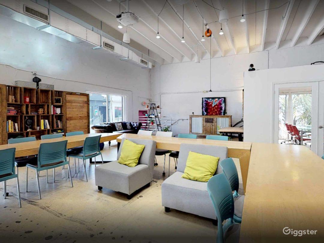 Airy Multipurpose Event Space in Miami Photo 1