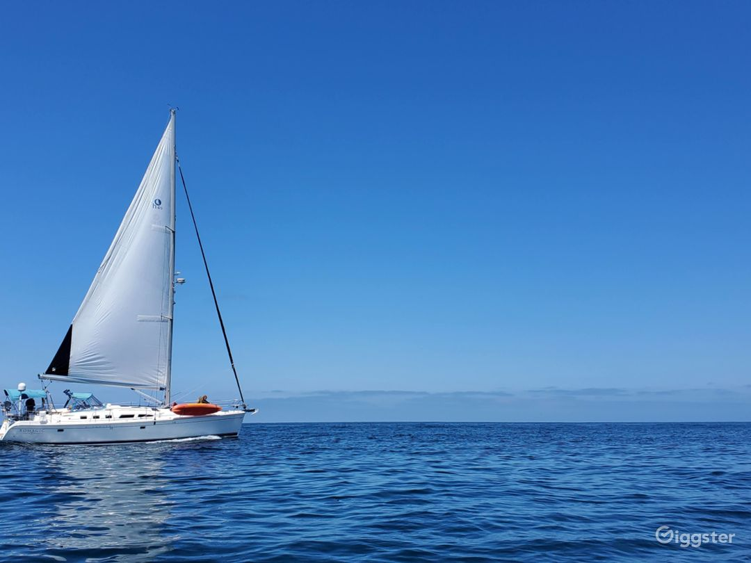 50' Sailboat Perfect for Photos or Filming Photo 5