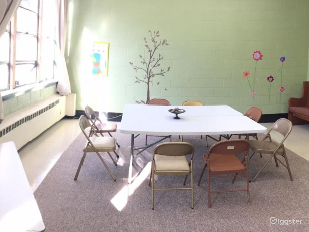 Church Classroom for Meetings & Gatherings Photo 1