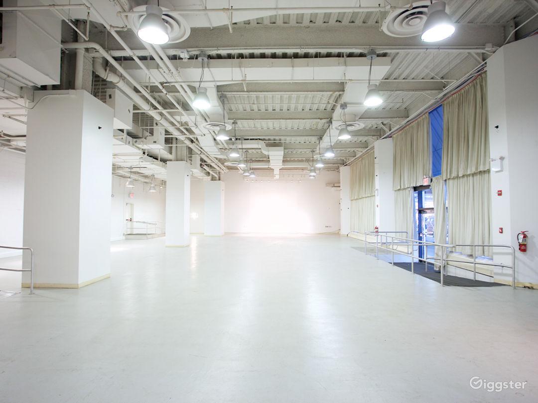 Spacious, Ground Floor, White Box Space Photo 1