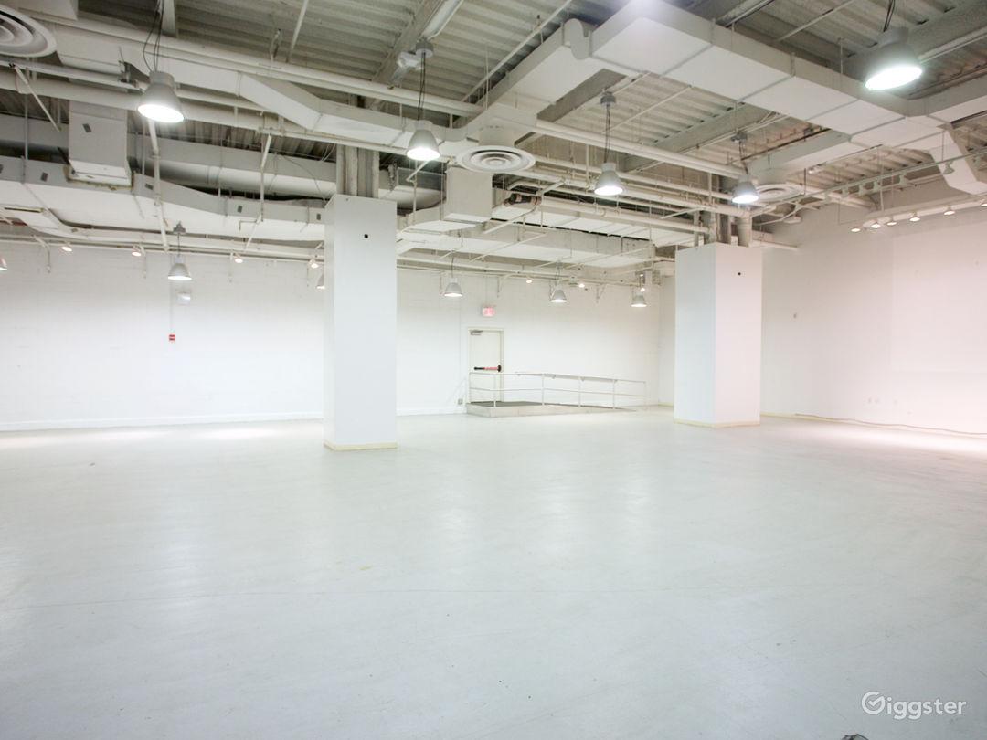 Spacious, Ground Floor, White Box Space Photo 3