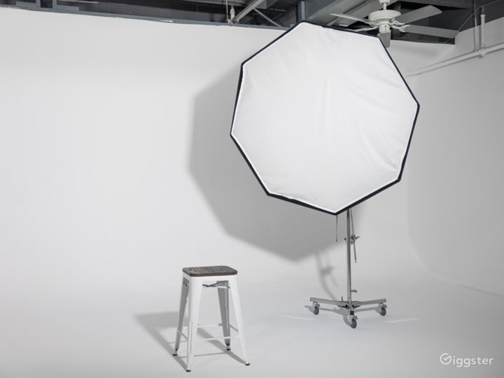 Rolling C-Stand