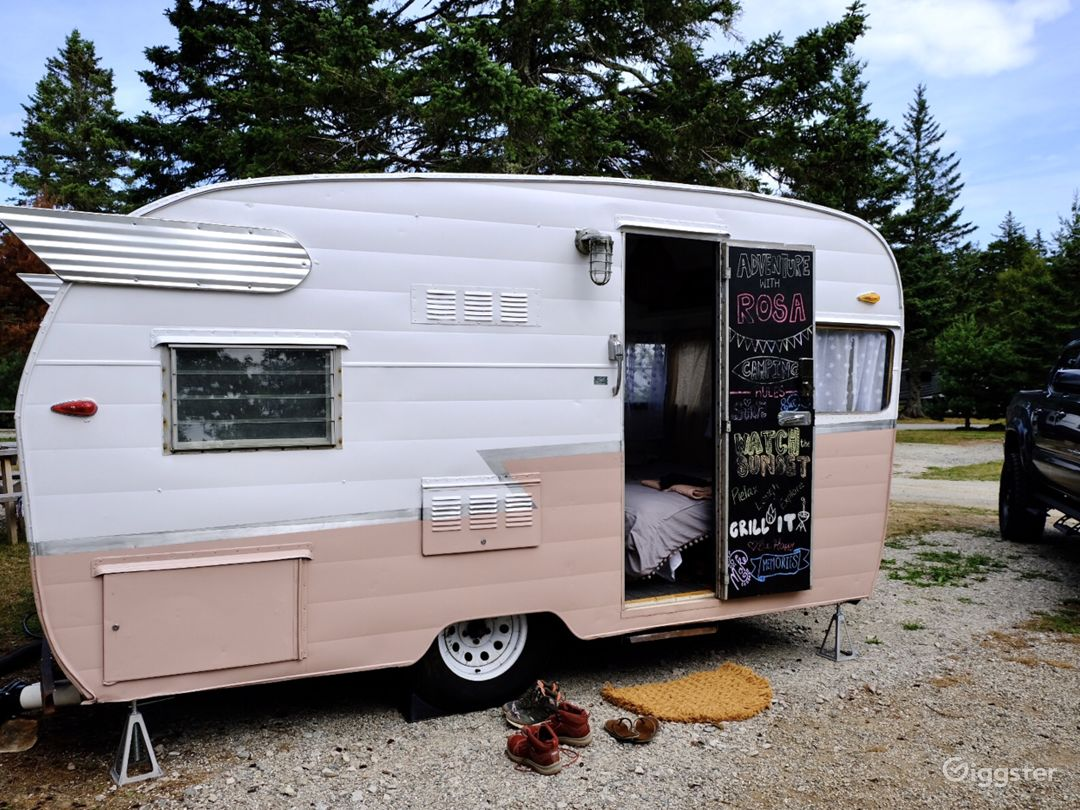 Renovated Vintage Camper/Rv Photo 1
