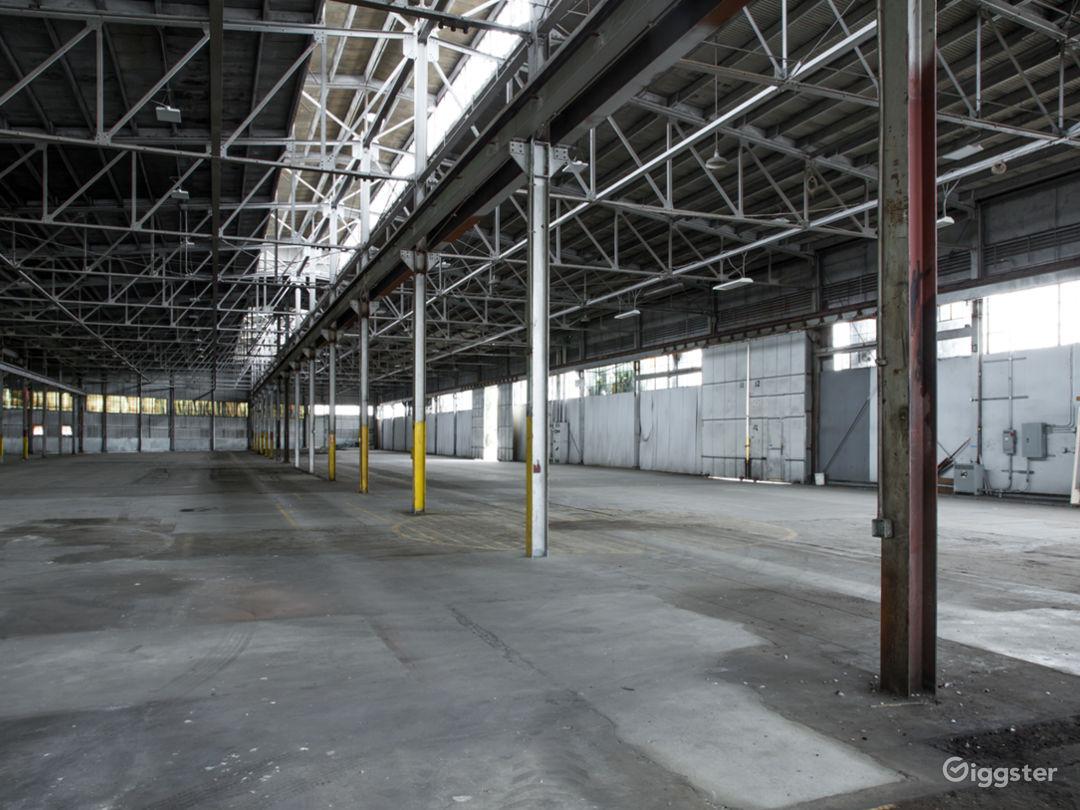 46Ksqft Industrial Warehouse in DTLA Photo 5