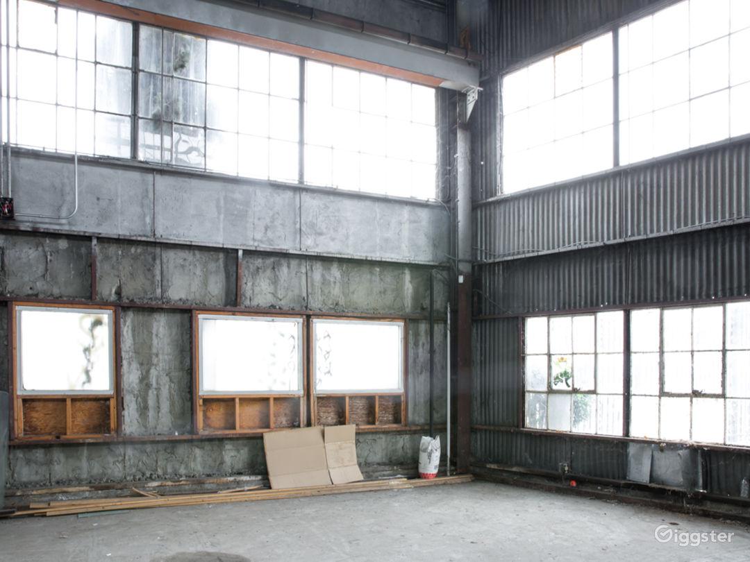 46Ksqft Industrial Warehouse in DTLA Photo 3
