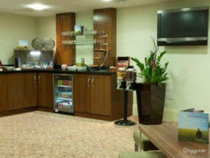 Classy Boardroom in Leeds Photo 4