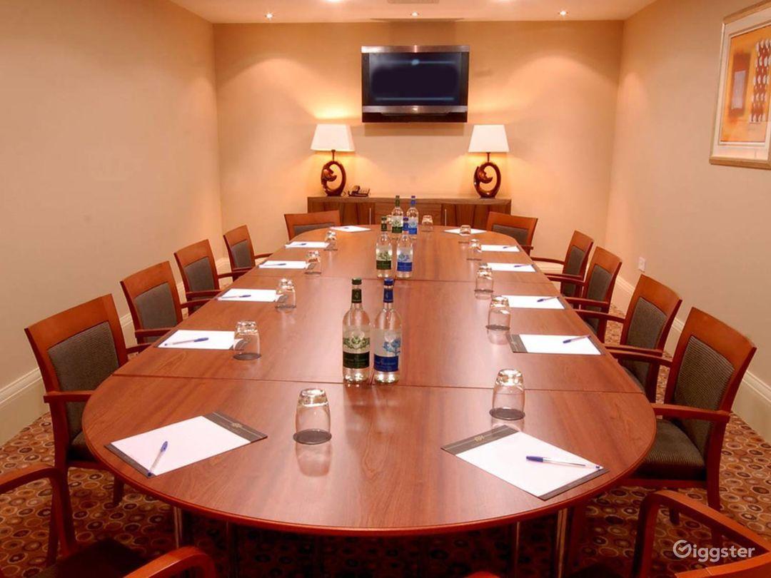 Classy Boardroom in Leeds Photo 1