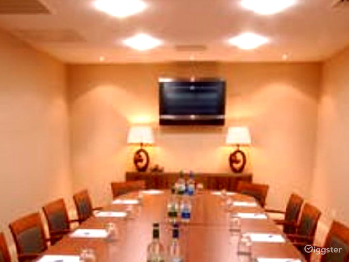 Classy Boardroom in Leeds Photo 2