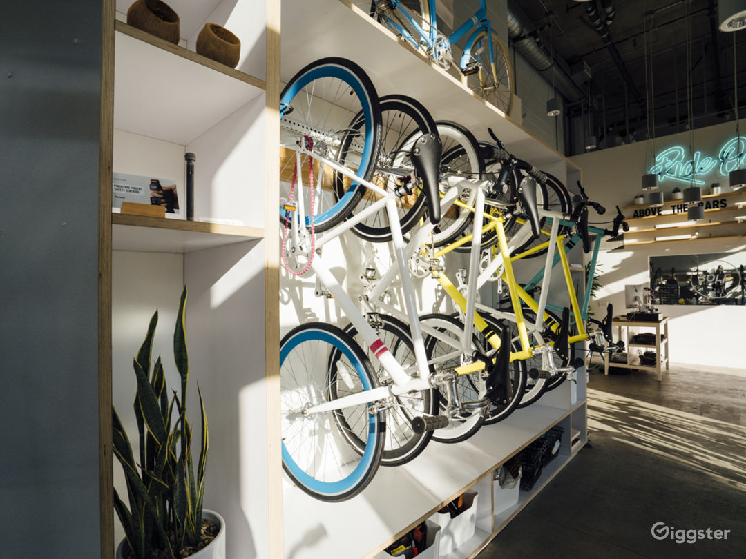 Local Bicycle Shop Photo 1
